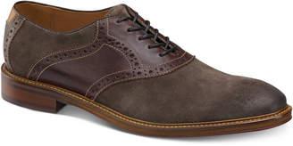Johnston & Murphy Men's Warner Saddle Shoes Men's Shoes