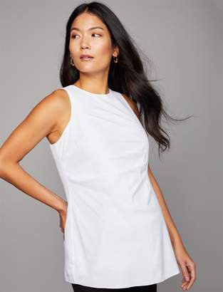 A Pea in the Pod Pleated Sleeveless Maternity Top
