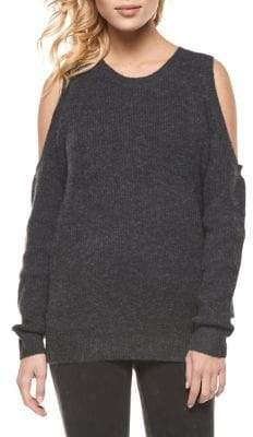 Dex Cold-Shoulder Sweater
