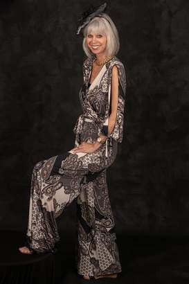 Ariella Split Sleeve Jumpsuit