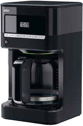 At Rue La De Longhi Delonghi Brewsense 12 Cup Drip Coffee Maker
