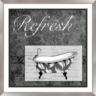 PTM Images Refresh Framed Graphic Art