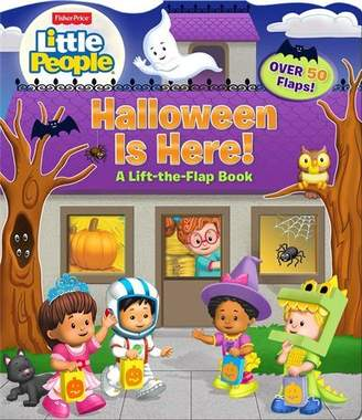 Fisher-Price Matt Mitter Little People: Halloween is Here!