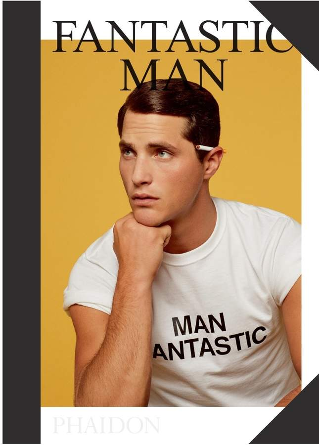 Phaidon Fantastic Man Book