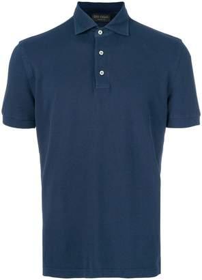 Dell'oglio plain polo shirt