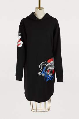 Givenchy Oversized hoodie dress