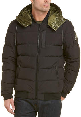 Moose Knuckles Westlock Down Bomber Jacket