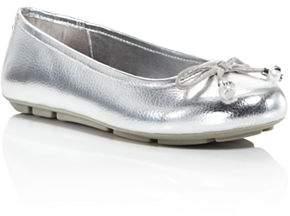 Michael Kors Girls' Rover Ting Ballet Flats - Walker, Toddler, Little Kid