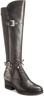 Adrienne Vittadini Moshiko Riding Boots