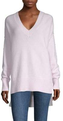 Joie Wool-Blend V-Neck Sweater