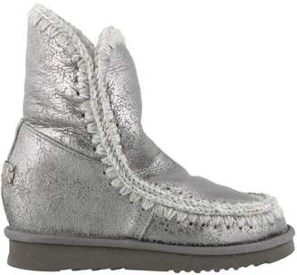 Mou Eskimo Inner Wedge Sneakers