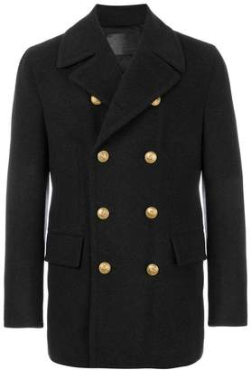 Dolce & Gabbana classic double breasted coat