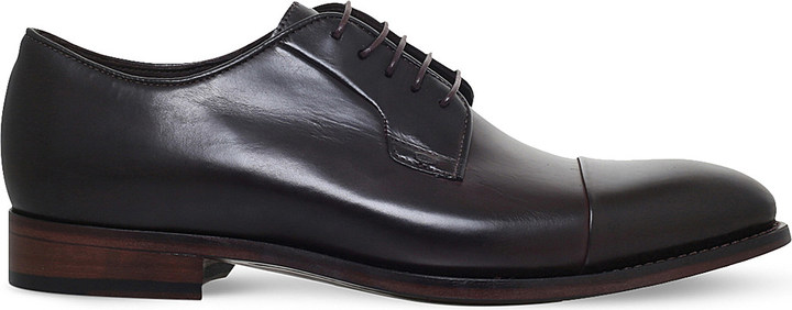 Paul SmithPaul Smith Ernest leather Derby shoes