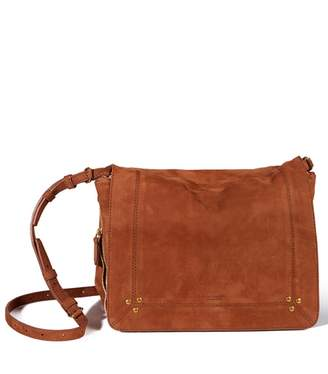 Jerome Dreyfuss Igor Bag in Nubuck Caramel