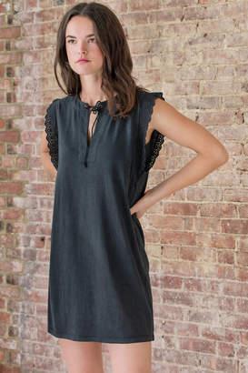 Lilla P Tie Front Dress