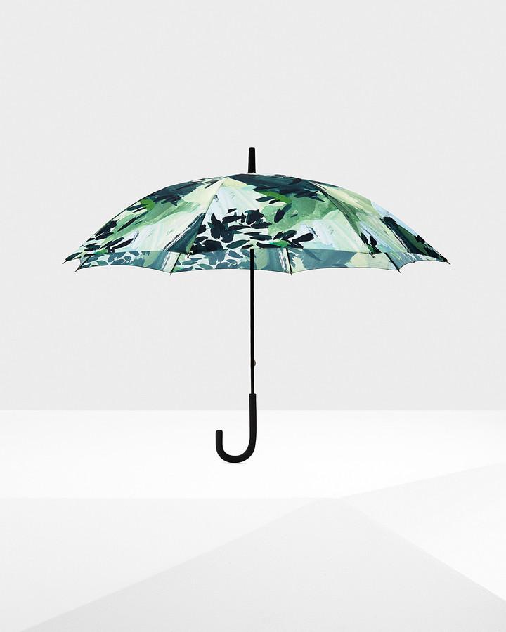 HunterHunter Women's Original Botanical Print Walker Umbrella
