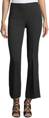 Giambattista Valli Cropped Flare-Leg Pants