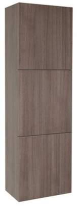 Fresca Bathroom Linen Side Cabinet with 3 Storage Areas