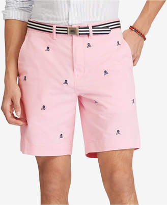 Polo Ralph Lauren Men's Stretch Classic Fit Skull Shorts