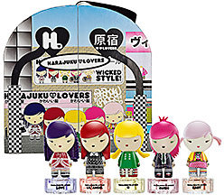 Harajuku Lovers Wicked Style Gift Set