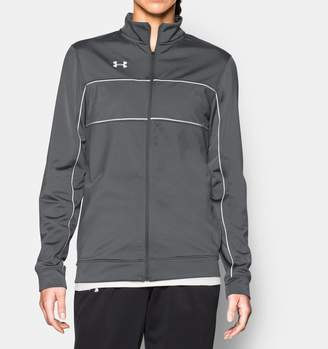Under Armour Women's UA Rival Knit Warm-Up Jacket
