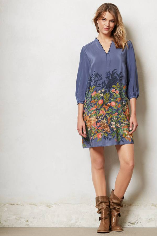 Anthropologie Fabled Fields Shift