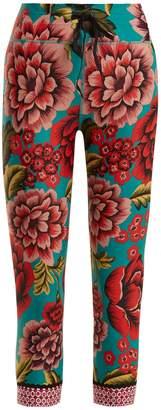 The Upside Frida compression performance cropped leggings