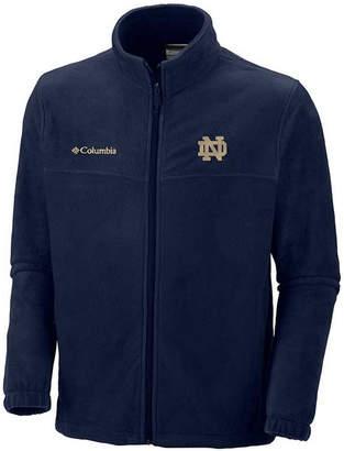 Columbia Men's Notre Dame Fighting Irish Full-Zip Fleece Jacket