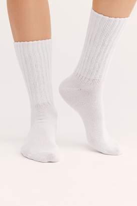 Retro Scrunch Tube Sock