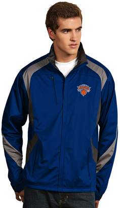 Antigua Men's New York Knicks Tempest Jacket