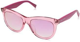 Marc Jacobs Women's Marc118s Round Sunglasses