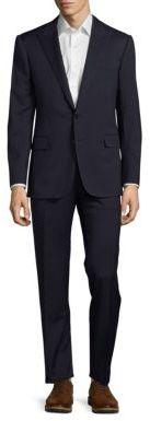 Polo Ralph LaurenClassic-Fit Peak-Lapel Wool Suit