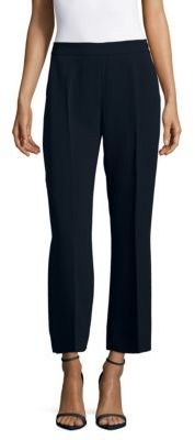 Max Mara Solid Cropped Pants