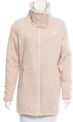 The North Face Quilted Knit Jacket