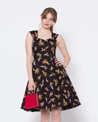 Tattooed Lady Dress