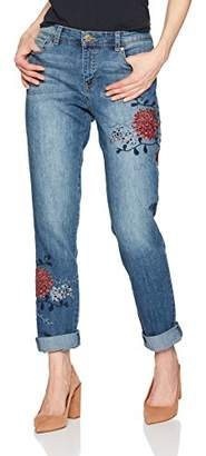 Bandolino Women's Karyn Slim Bf Jean