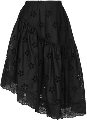 Simone Rocha 3/4 length skirts