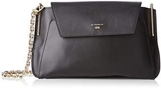 Le Tanneur Women's TYI1800 Clutch Black Size: