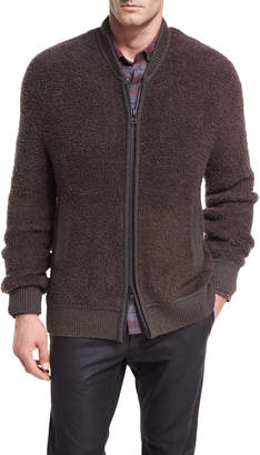 Vince Teddy Bomber Jacket