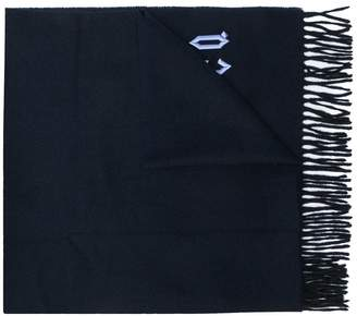 McQ repeat logo scarf