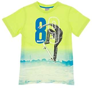 Bench Boy's Cool Skater Graphic Tee T-Shirt,(Size: 13-14)