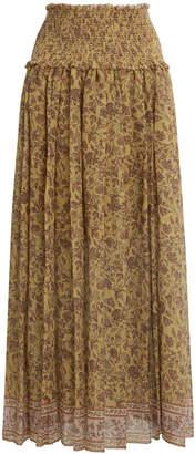 Zimmermann Juniper Crinkle Skirt