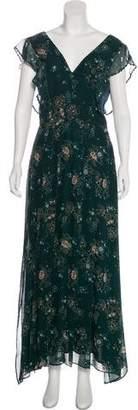 See by Chloe Printed Maxi Dress