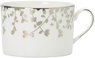"Kate Spade Gardner Street"" Platinum Tea Cup"