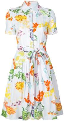 Carolina Herrera summer dress