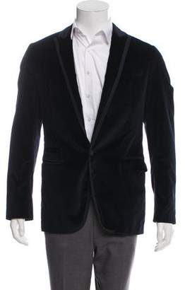 Dolce & Gabbana Notch-Lapel One-Button Blazer