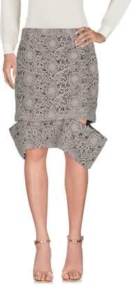 Michael Van Der Ham Knee length skirts - Item 35321174TI
