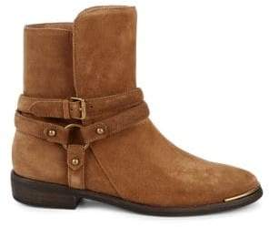 UGG Kelby Suede Moto Boots