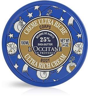 L'Occitane Limited Edition Design Shea Ultra Rich Body Cream
