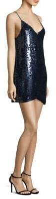 Fleur Du Mal Sequin Mini Dress